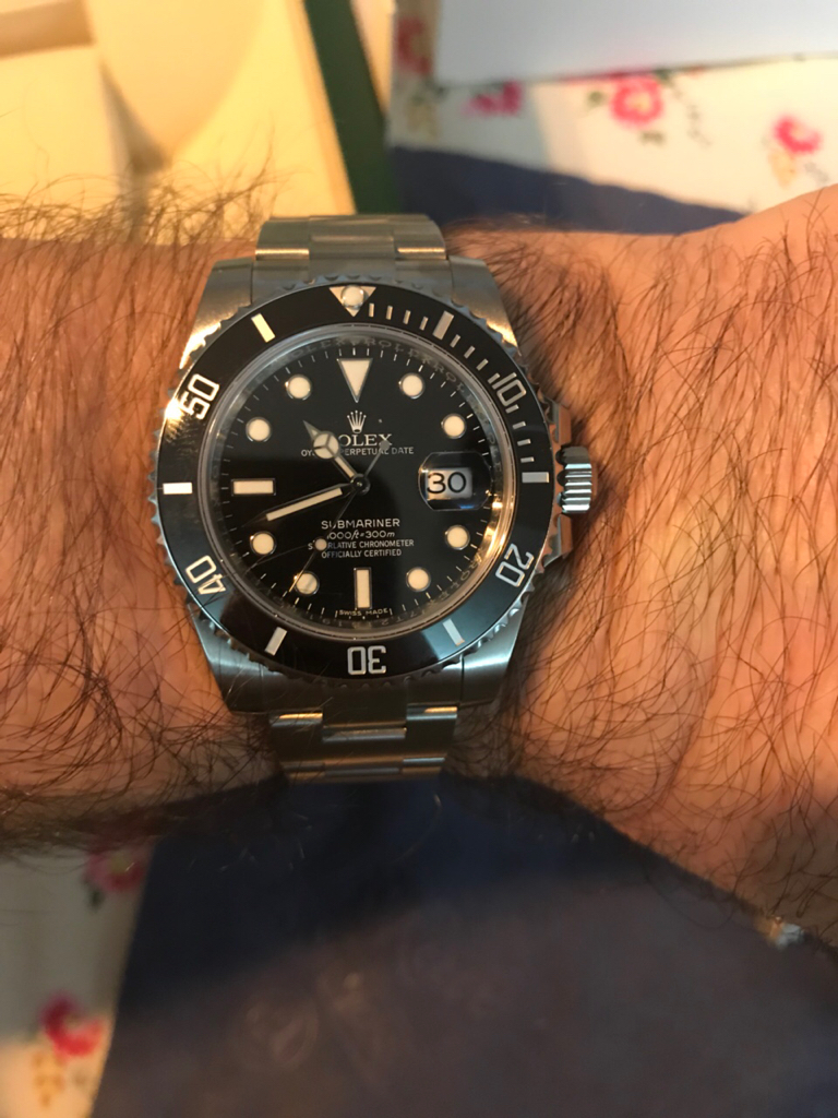 2 Year Waiting List For Submariner Date In Uk Rolex Forums Rolex