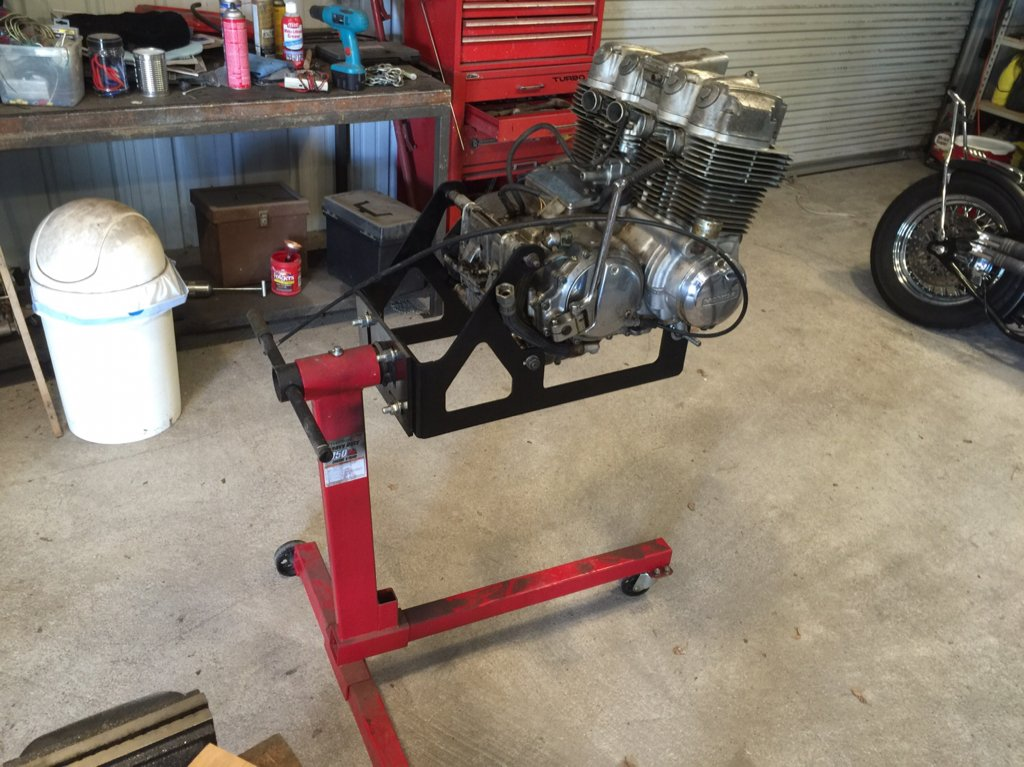 Diy Ers Anyone Build Their Own Engine Stand