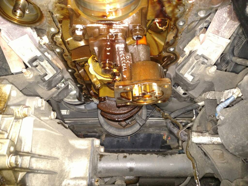 Oil pan and gasket replacement ? - S-10 Forum