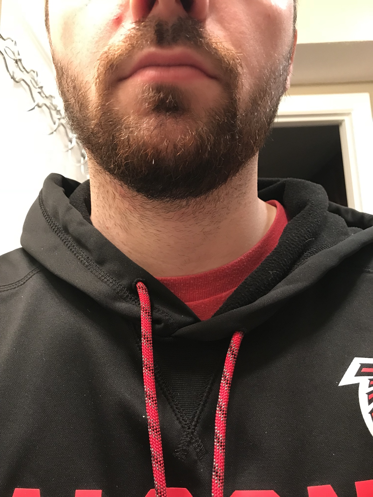 Trouble defining neckline - Beard Board