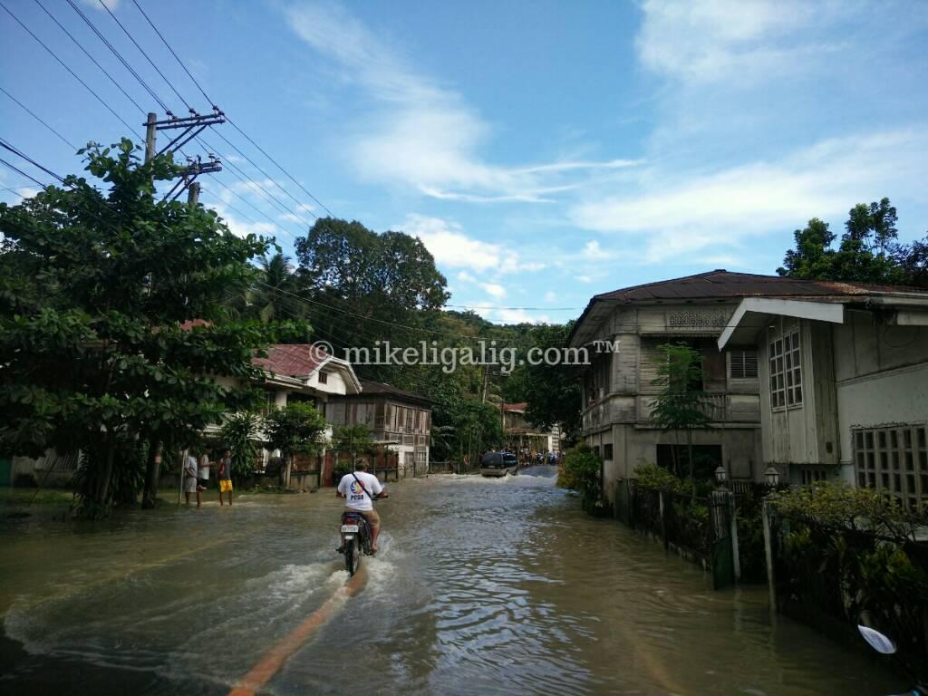 d42fd955ca24f66b2225579f4404a67a - Flooding in Loboc, Bohol After Storm Agaton - Loboc - Bohol