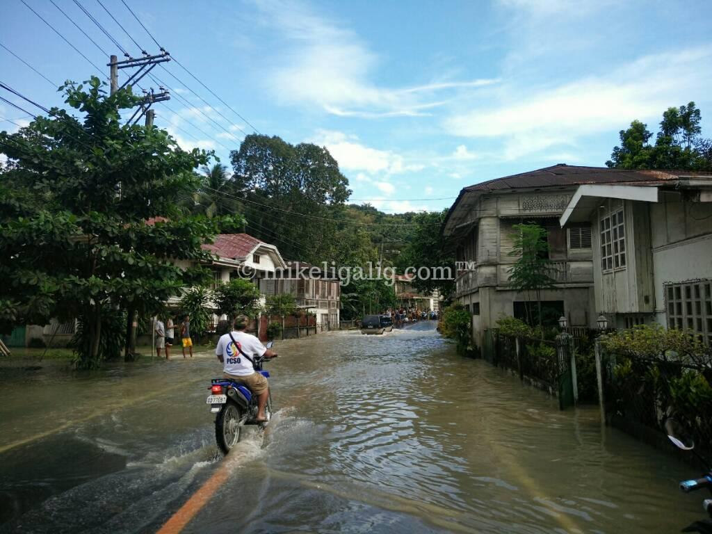 d966dc673ed626d289f39c230c7ba9da - Flooding in Loboc, Bohol After Storm Agaton - Loboc - Bohol