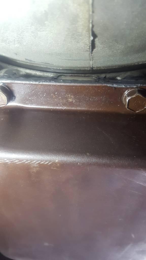 C4 Leak-Proof Pump Gasket.