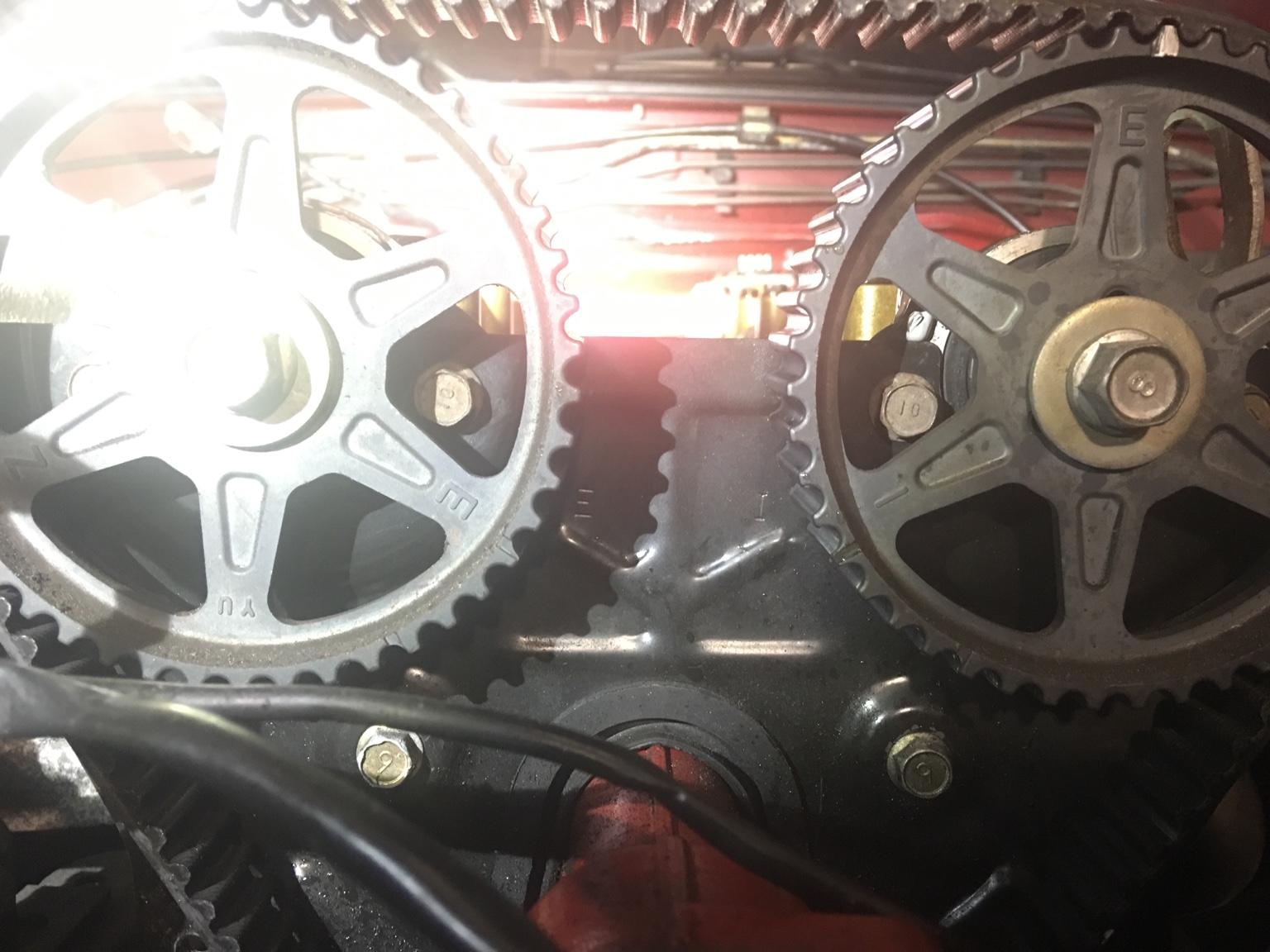 timing belt jumped a tooth?? - MX-5 Miata Forum