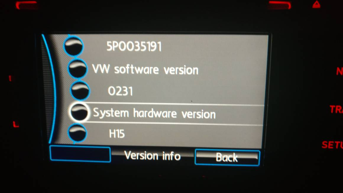 Guide to updating RNS310 Firmware | Page 13 | SEATCupra net Forums