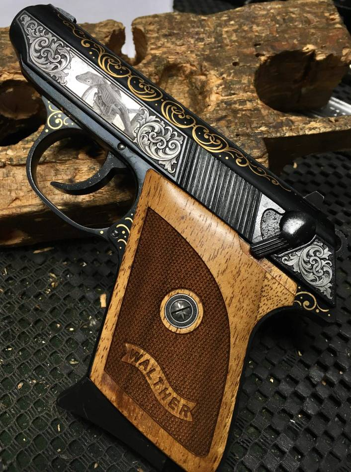 New try on Walther TPH   The Engraver's Cafe