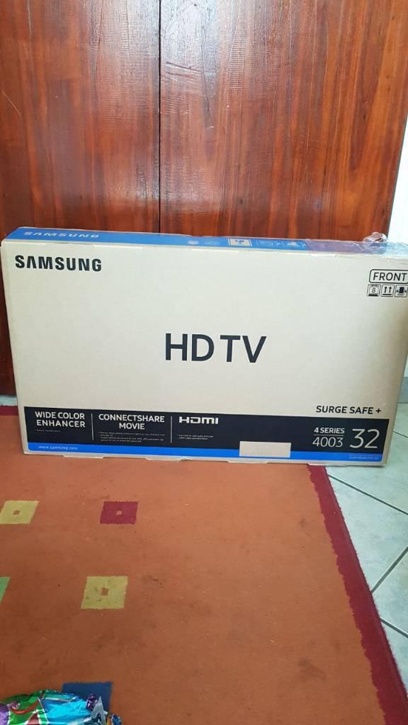 For Sale Samsung Series 4 32 Led Tv Ua32j4003dr