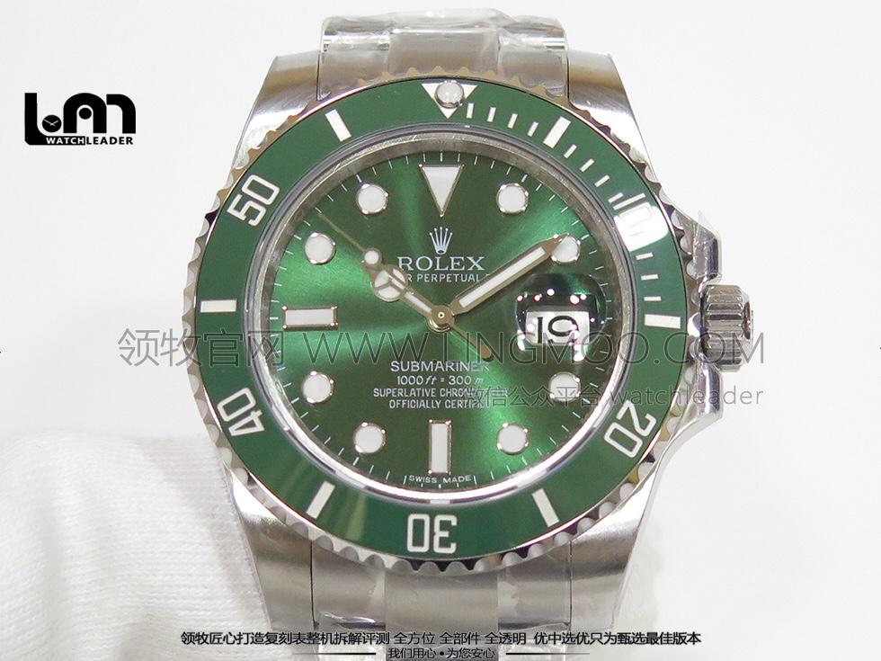 2f95024fa67 VRF Rolex 116610LN submariner - HULK