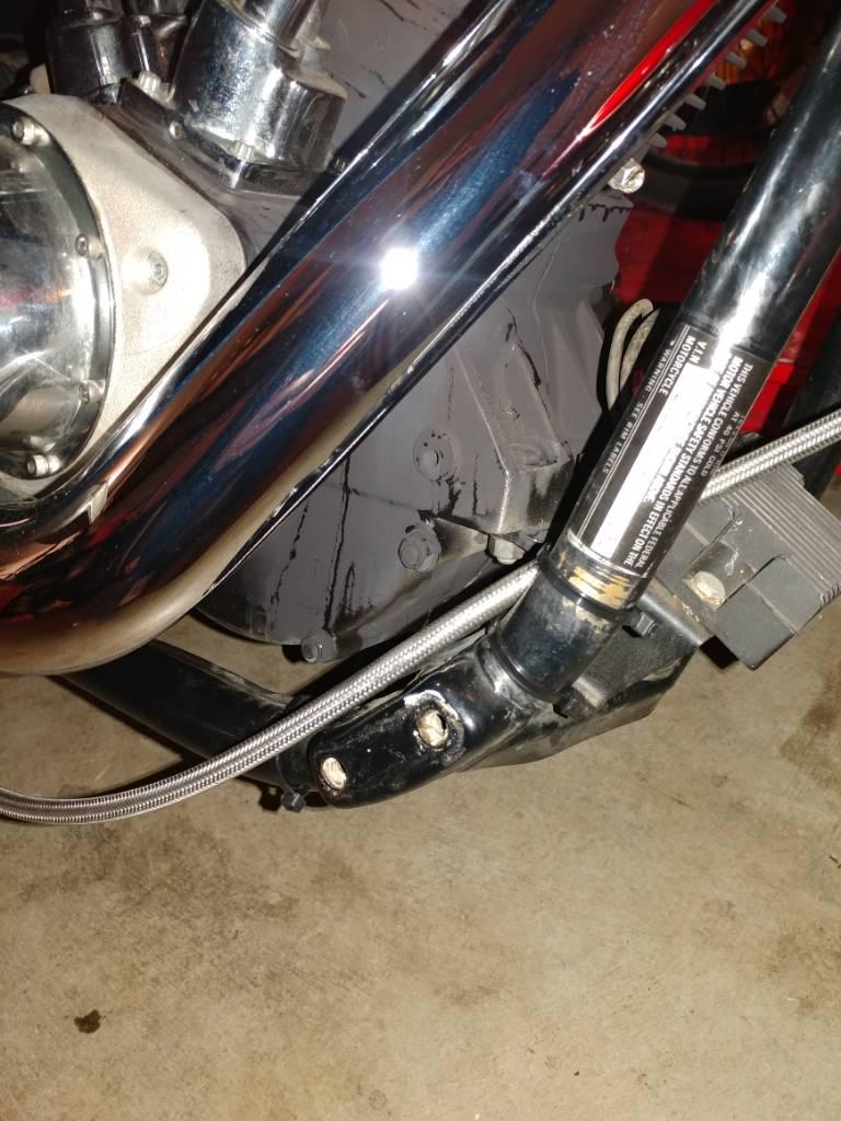 Vtec Oil V Twin Forum Harley Davidson Forums - Imagez co