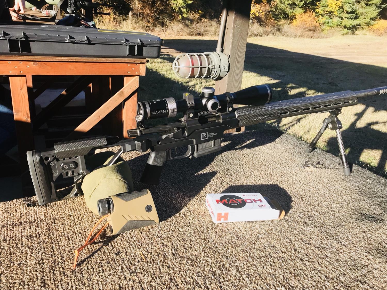 Christensen Arms Modern Precision Rifle | Rokslide Forum