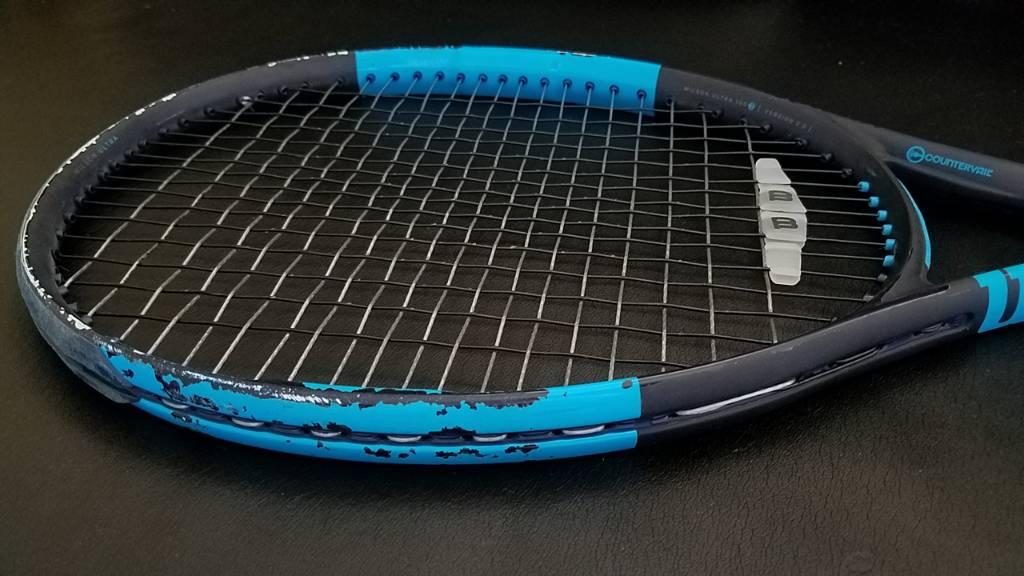 TENNIS STRINGS-HEAD  NATURAL GUT-PERFECT X MATCH-HALF SET