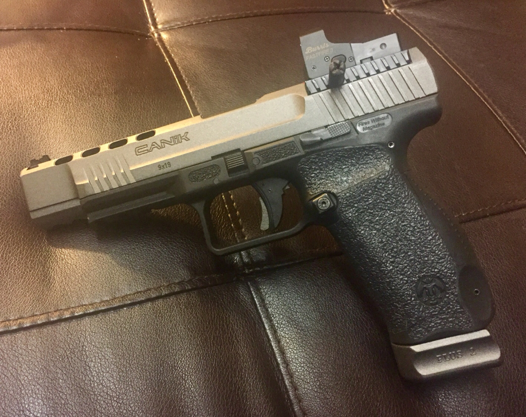 Canik TP9 Series Modifications and Upgrades - Page 2 - CANIK