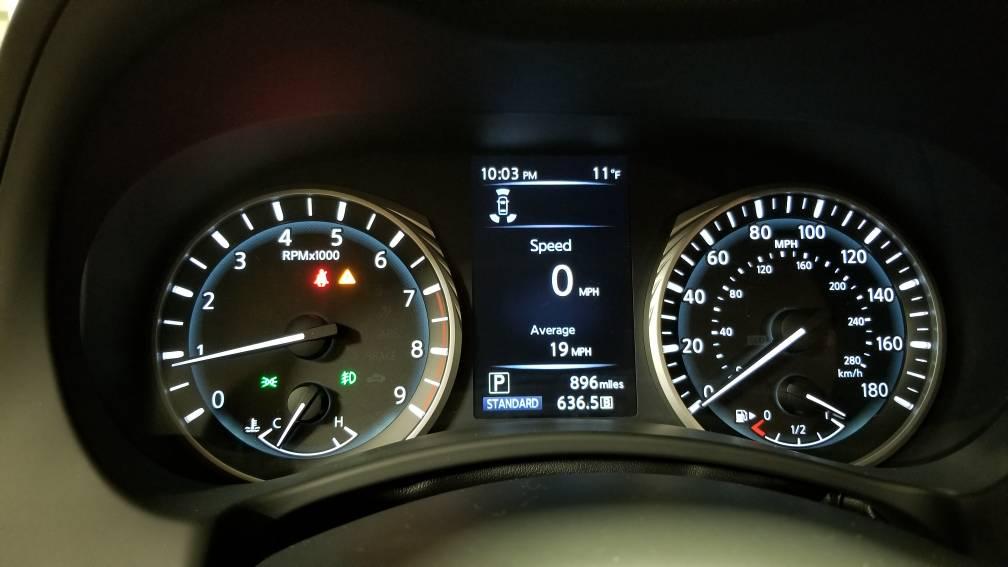 digital speedometer - Infiniti Q50 Forum