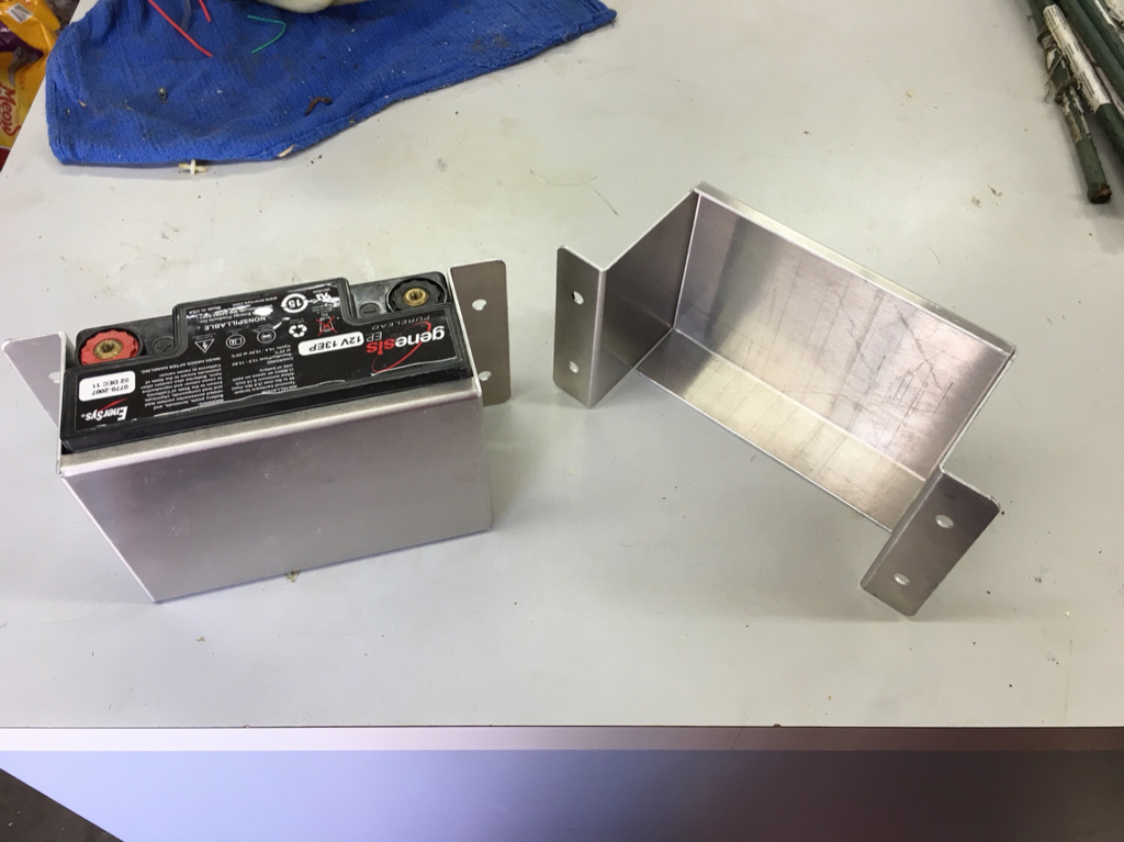 Interior trailer lights not working with battery power - Trailer ...