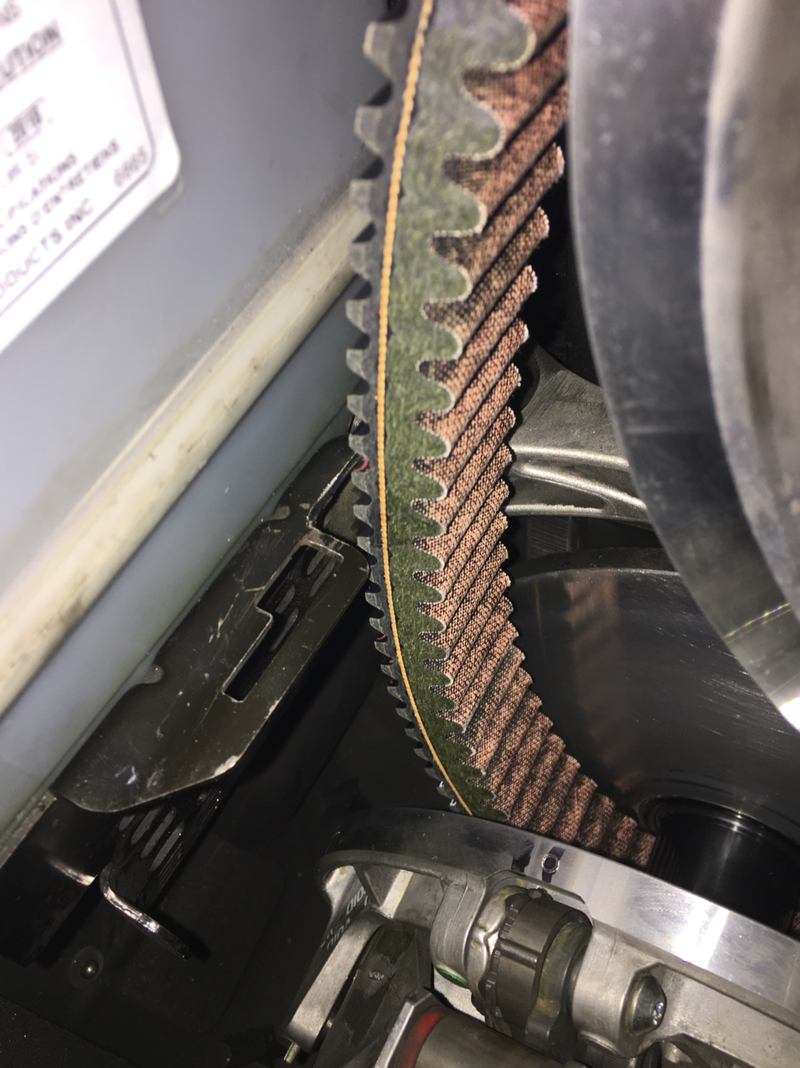 Issues with new 531 belts - Page 3 - REV-GEN 4 - Summit
