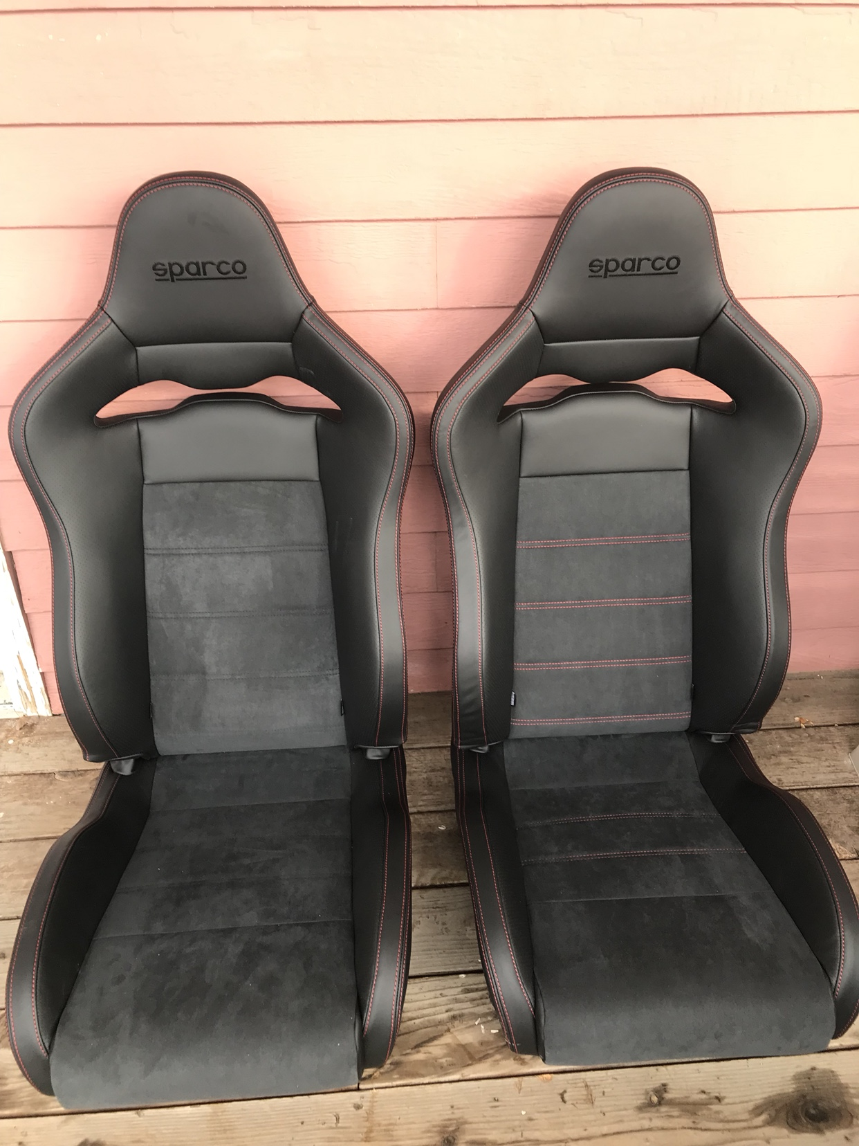 Sparco Spx Competition Seats Alfa Romeo 4c Forums