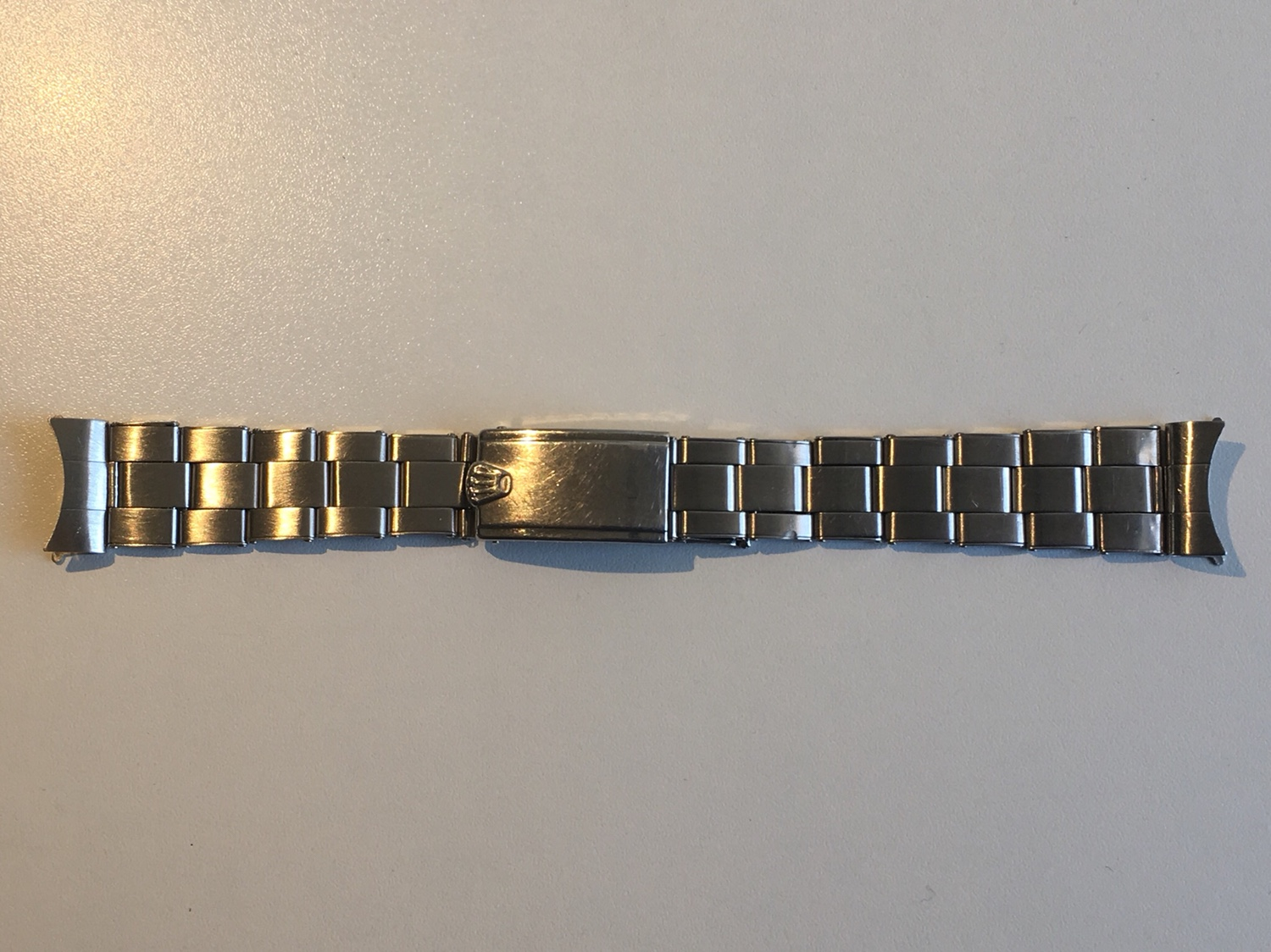 Rolex USA C&I riveted bracelet - Vintage ρολόγια