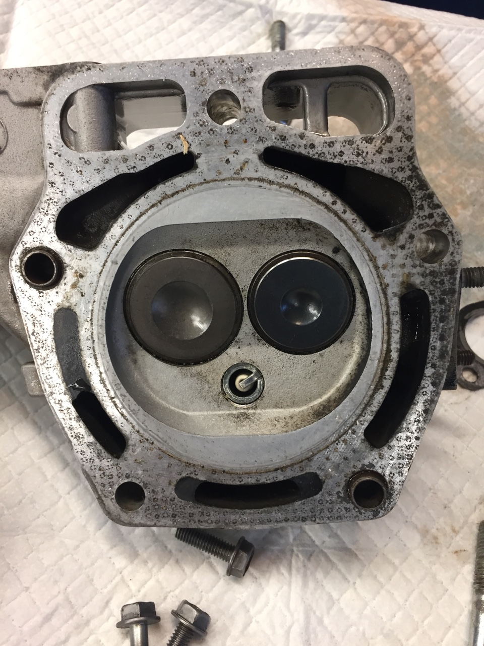 What Is A Head Gasket >> Head gasket failure after Kawasaki rebuild