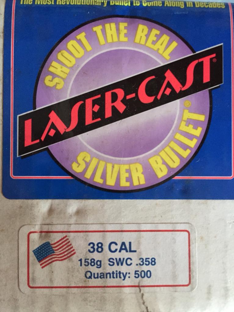 NC - Oregon Trail Laser-Cast Bullets 38 Caliber (358