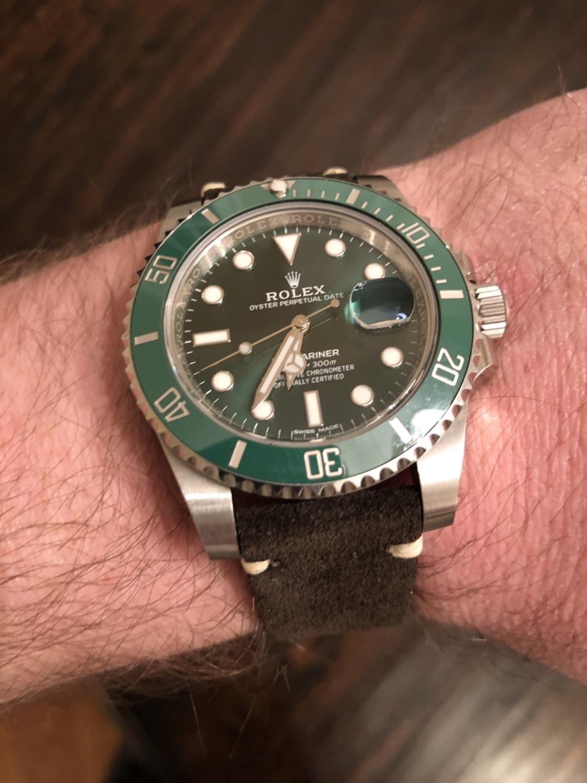 Hulk and Batman on Strap , Rolex Forums , Rolex Watch Forum