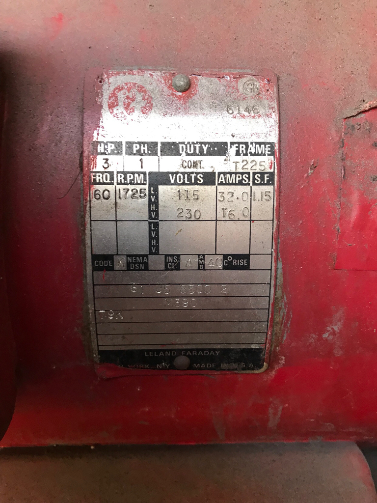 Compression Show Off Your Compressor Archive Page 11 The Leland Faraday Motor Wiring Diagram Garage Journal Board
