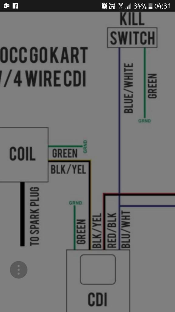 4 Pin Cdi Wiring Diagram