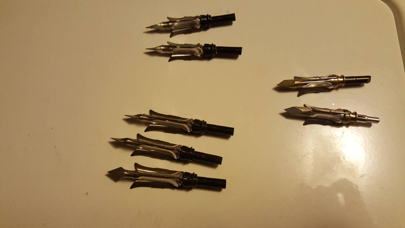 Wts grim reaper razorcut mechanical broadheads | Rokslide Forum