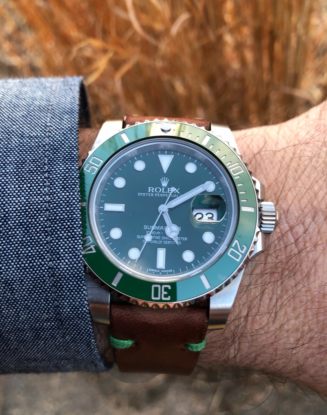 What Rolex/Tudor are you wearing today? , Page 4301