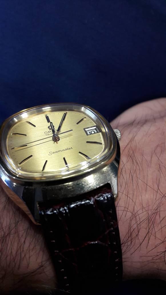 Omega Speedsonic f300h - Vintage ρολόγια