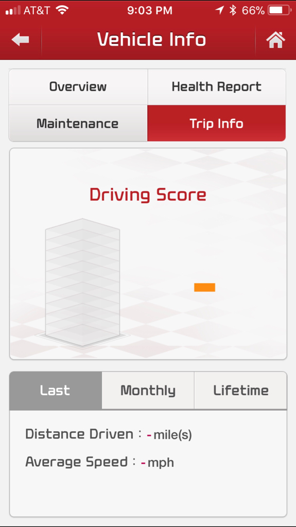 UVO app not getting updates from the car | Kia Stinger Forum