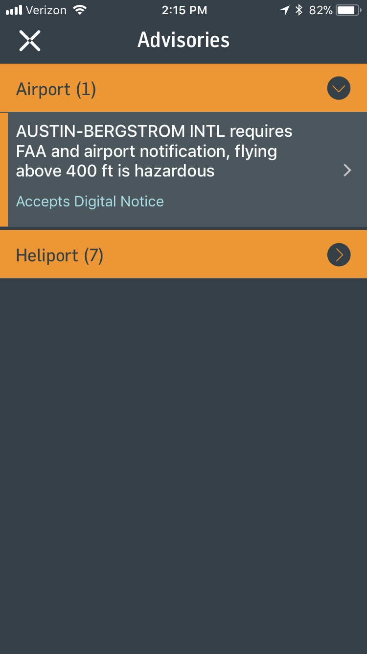 Airmap Help DJI Mavic Drone Forum - Airmap app