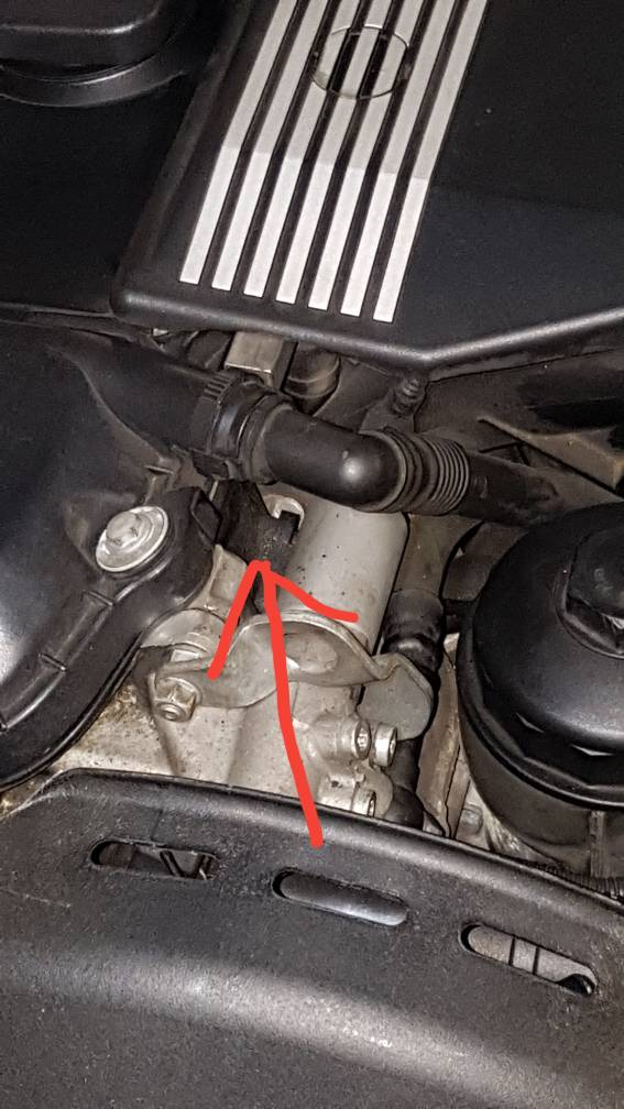 E39 Camshaft position sensor oil leak - Bimmerfest - BMW Forums