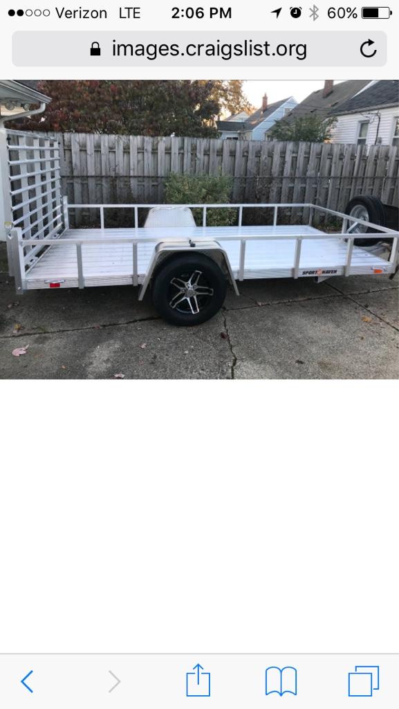 6x10 Utility trailer?   Polaris RZR Forum - RZR Forums.net