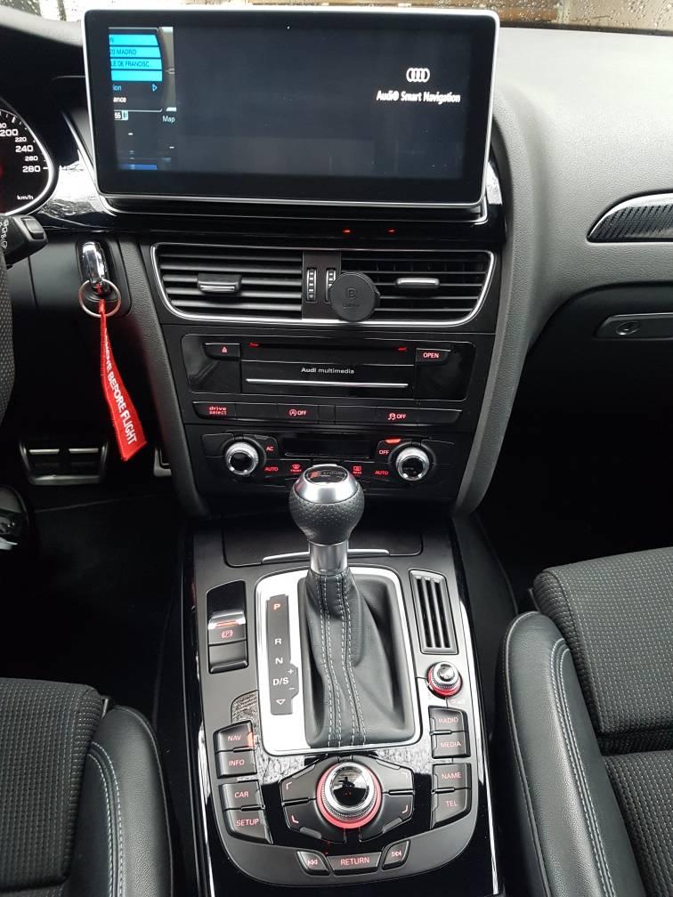 Audi A4 B8 Concert Upgrade