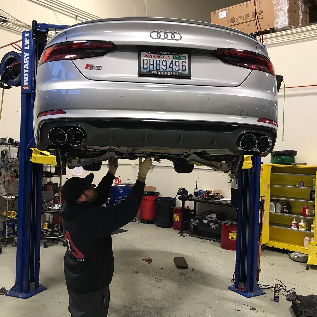 Freesole's B9 S5 Sportback Build Thread - Page 3