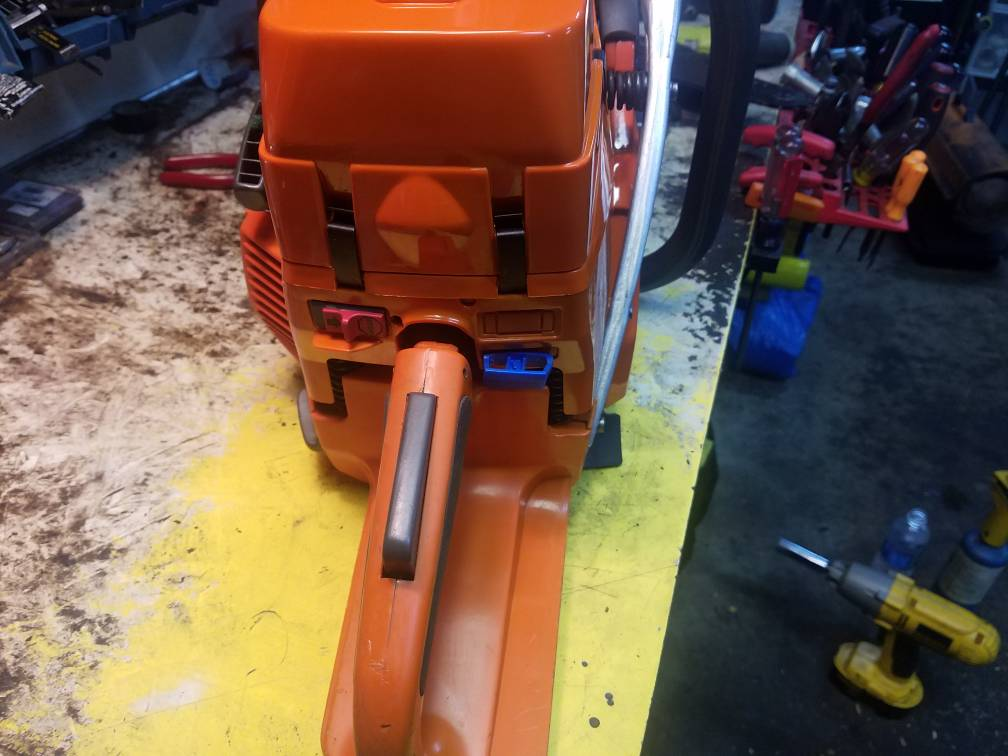 Want to Sell - Husqvarna 395 xp ported | Arboristsite com