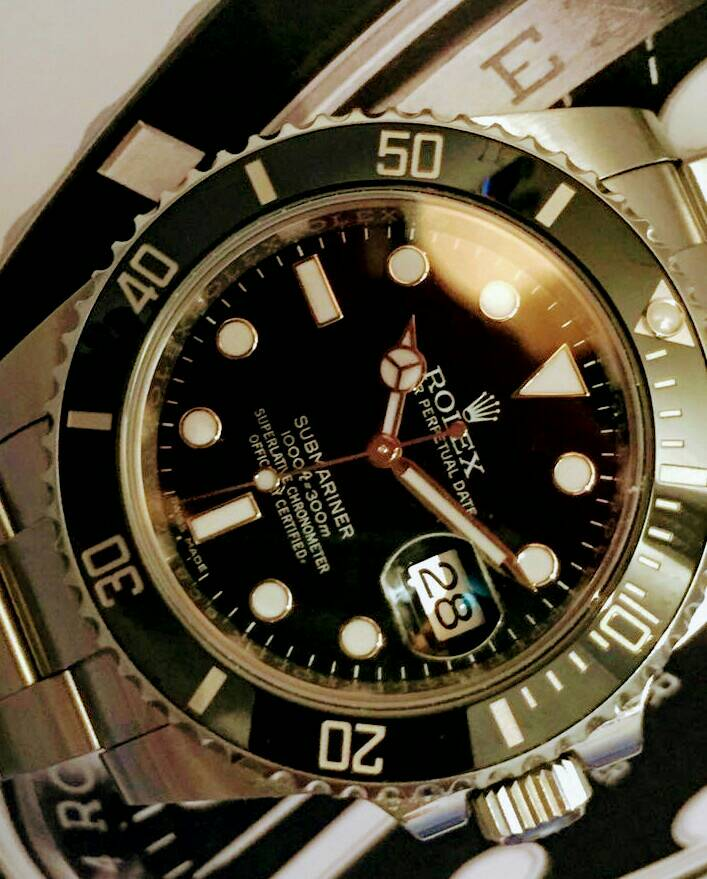 The Humble Submariner    - Rolex Forums - Rolex Watch Forum