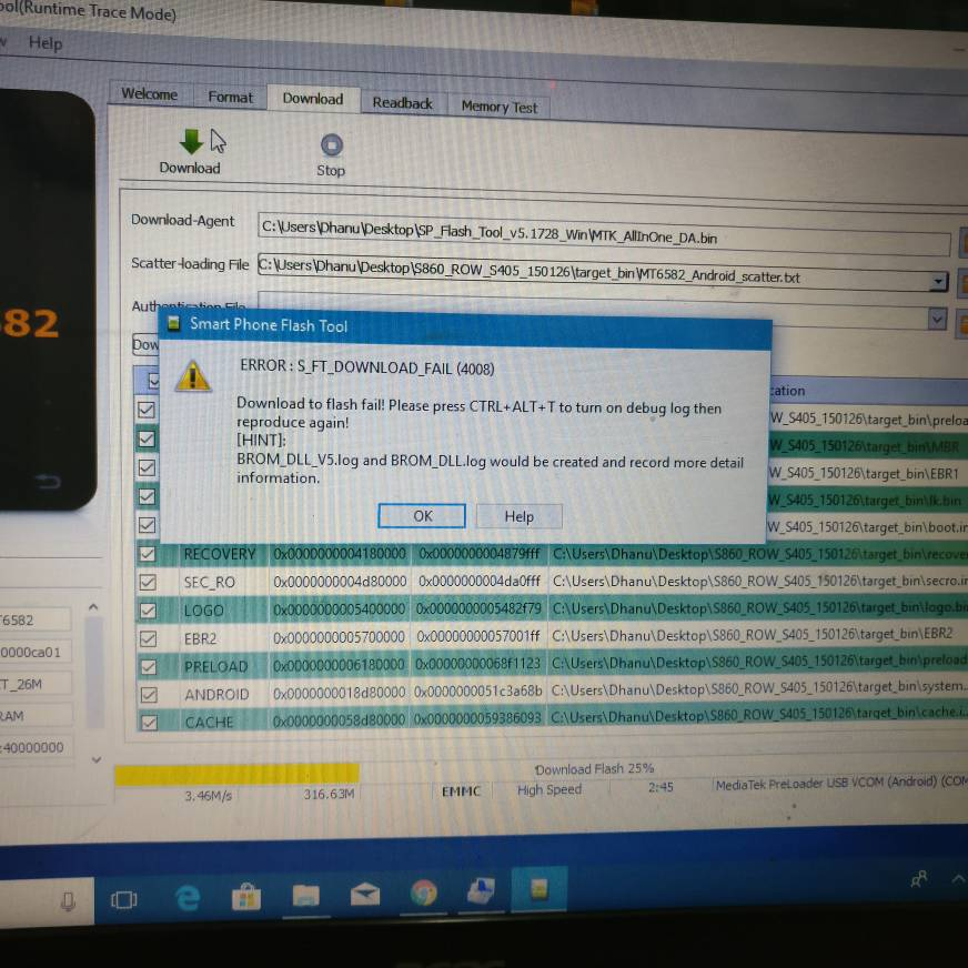 Lenovo s860 flash file needed [Archive] - Gsm Developers