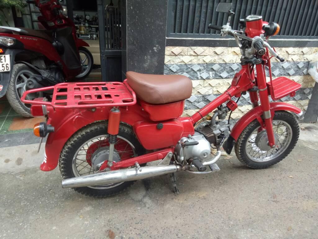 Honda cub md 90