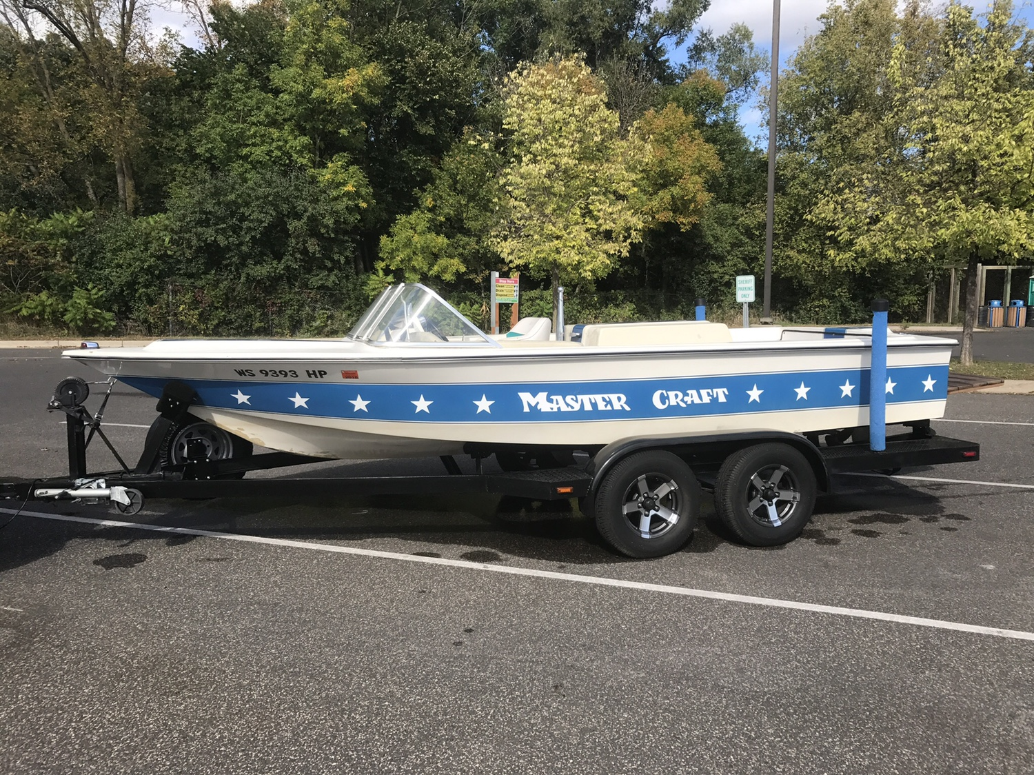 Mastercraft Project Boat for Sale on Craigslist - TeamTalk