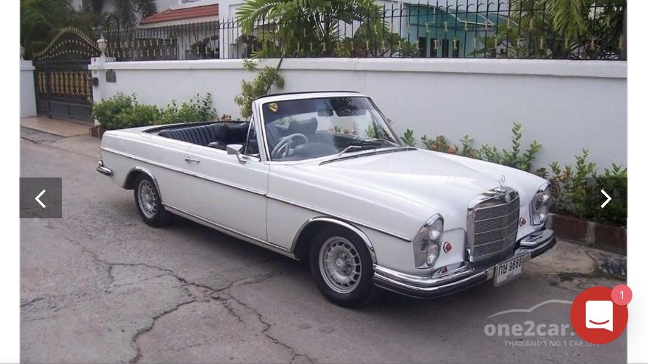 W108 4-Door Convertible Possible? - Mercedes-Benz Forum