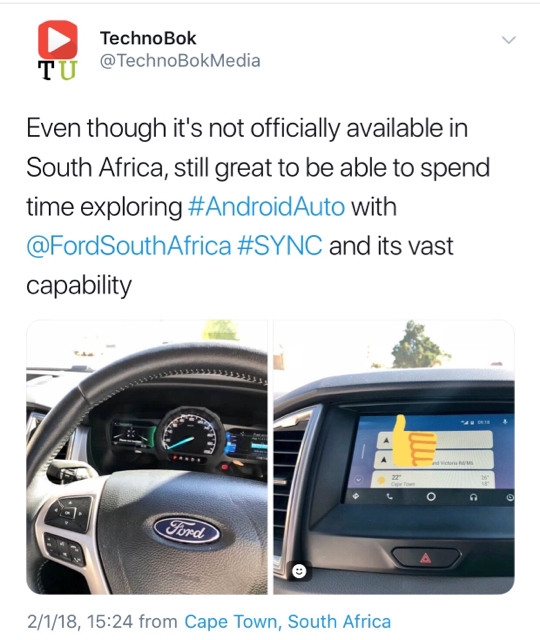 How to get Android Auto in SA | MyBroadband Forum
