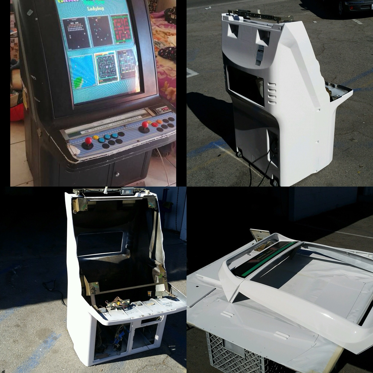Sega Astro City Restoration