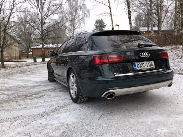 VWVortex com - Audi A6 (C7) Allroad bi-tdi
