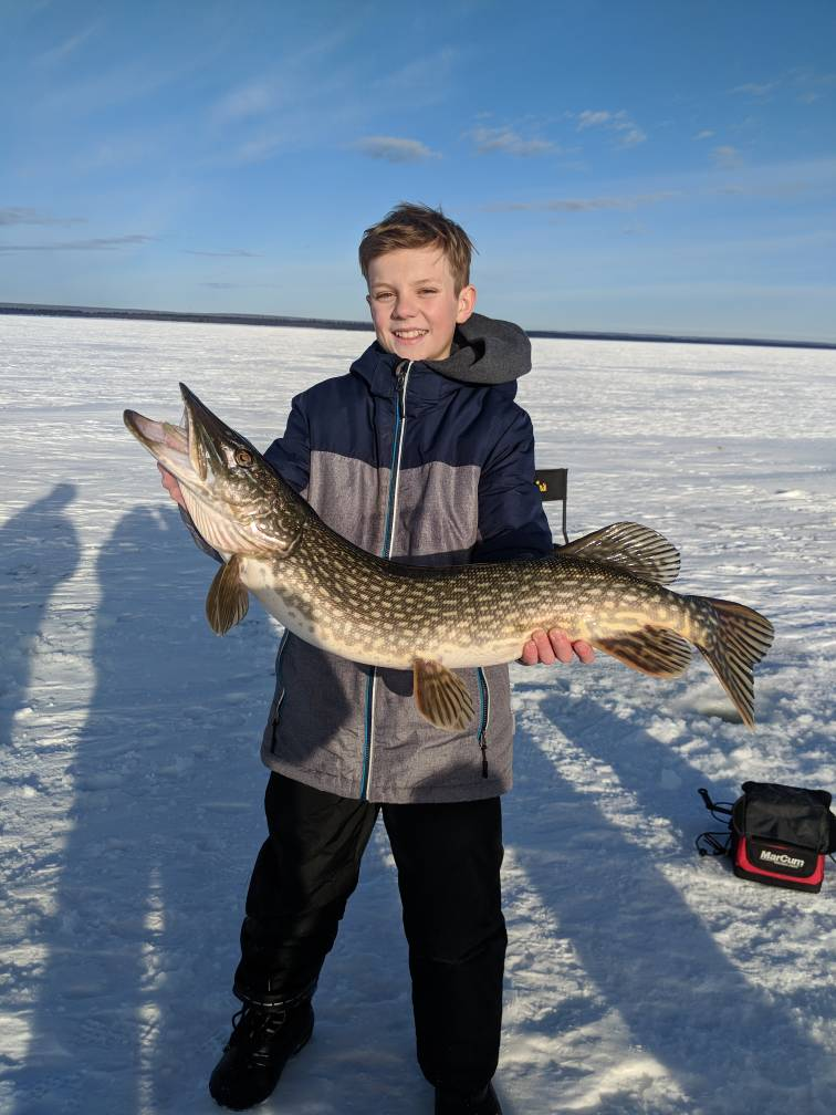 Beware Eskimo Ice Auger Owners - Alberta Outdoorsmen Forum