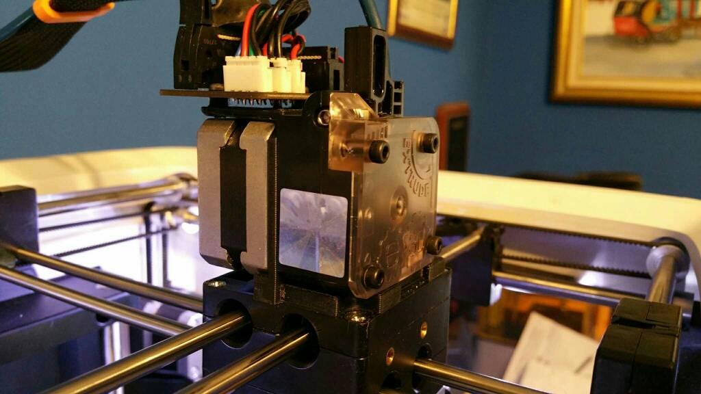 E3D Titan Extruder Top | ROBO 3D User Forum