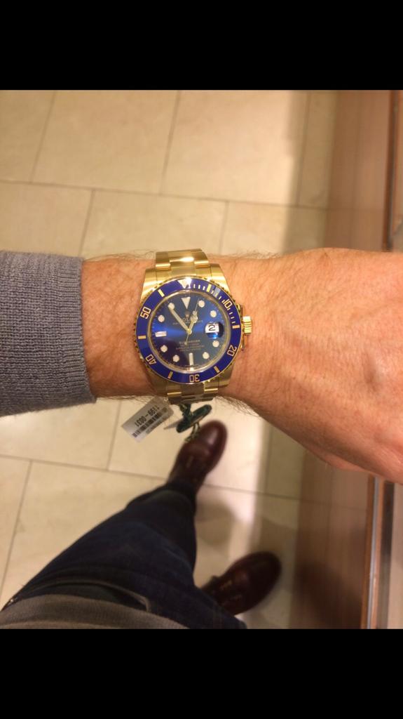 cheap for discount ac160 daa5a 116618LB vs 228235 - Rolex Forums - Rolex Watch Forum