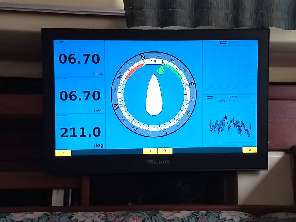 Showthread on esp8266 and the water heater