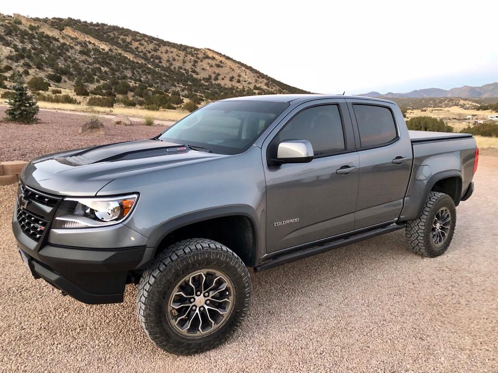 2017 Chevy Colorado Diesel >> Looking for Satin Steel Metallic pics - Chevy Colorado & GMC Canyon