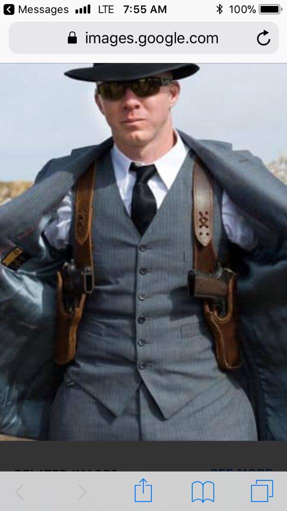 Dual 1911 shoulder rig - The Liberal Gun Club Forum